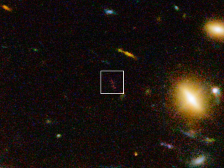 Galaxia A1689-zD1.