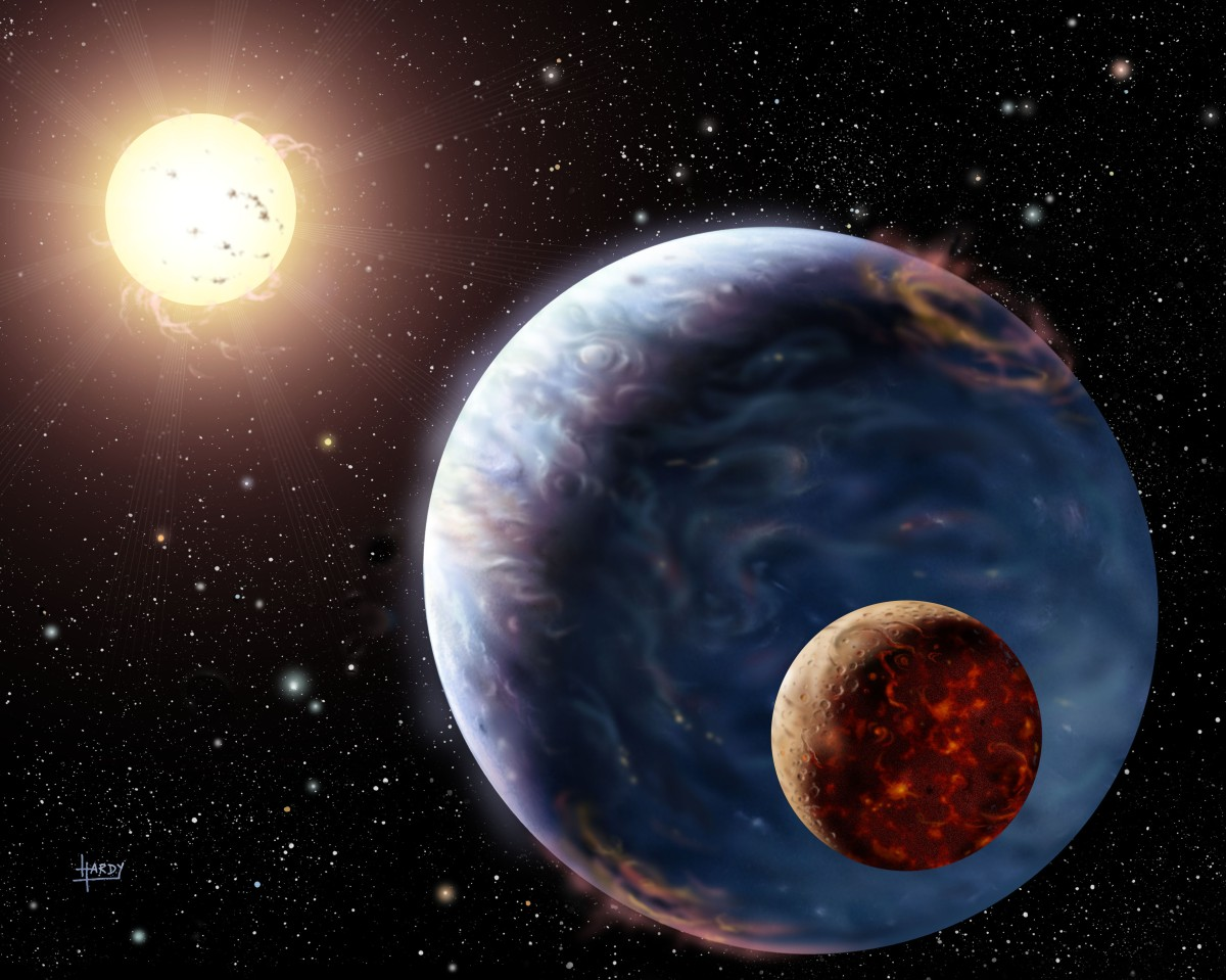 EXOPLANETAS: mundos en otras estrellas