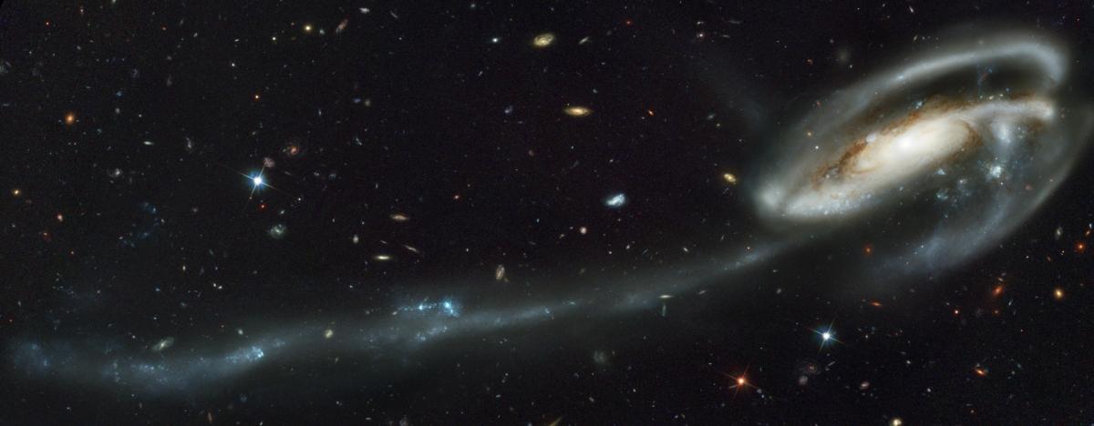 Somos polvo de estrellas, pero de otra galaxia