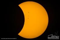 Eclipse Agosto 2017 - Guillermo Cervantes Mosqueda