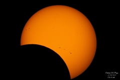 Eclipse Agosto 2017 - Christian M. Priego