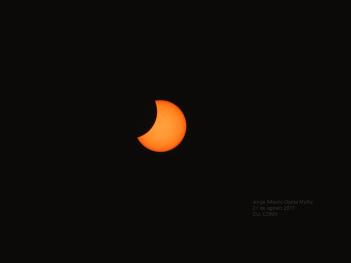 Eclipse Agosto 2017 - Jorge Alberto Ojeda Muñiz