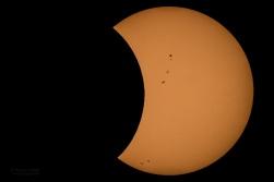 Eclipse Agosto 2017 - Miguel Garcia