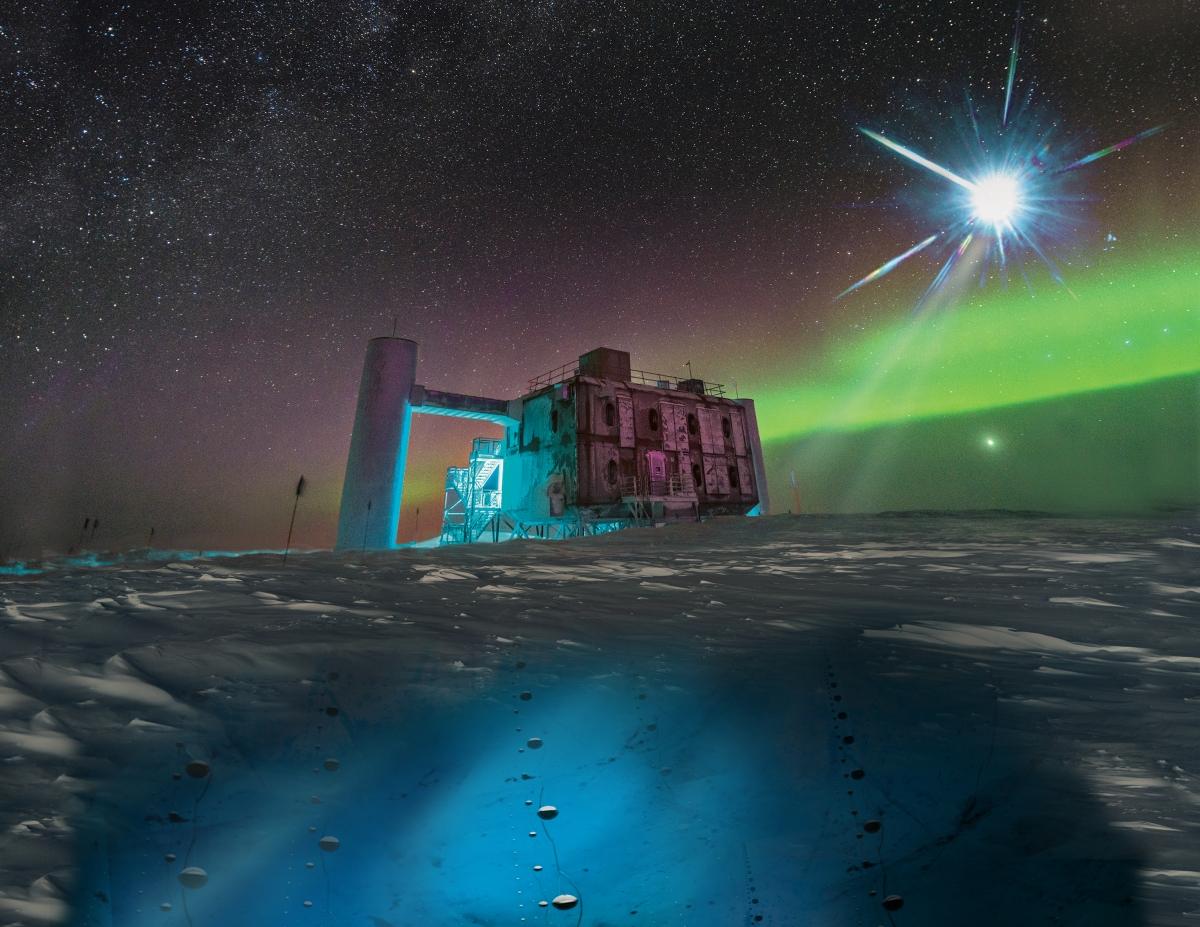 Detección de neutrinos confirma nueva ventana de la astronomía
